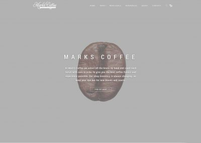 Marks Coffee