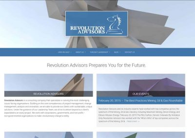 Revolution Advisors