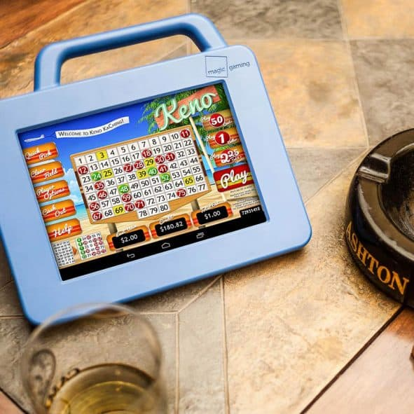 Magic Gaming Class II Tablet System
