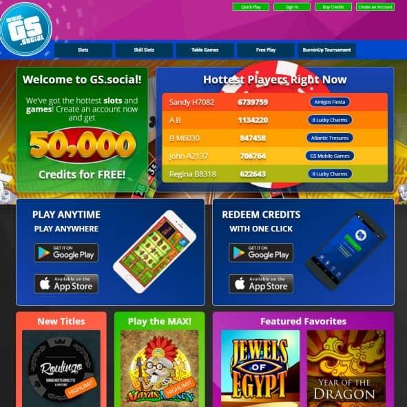 www.GS.Social Website